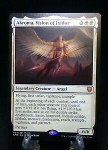 Magic The Gathering (MTG) - Akroma, Vision of Ixidor- Commander Legends-  LP/Ex