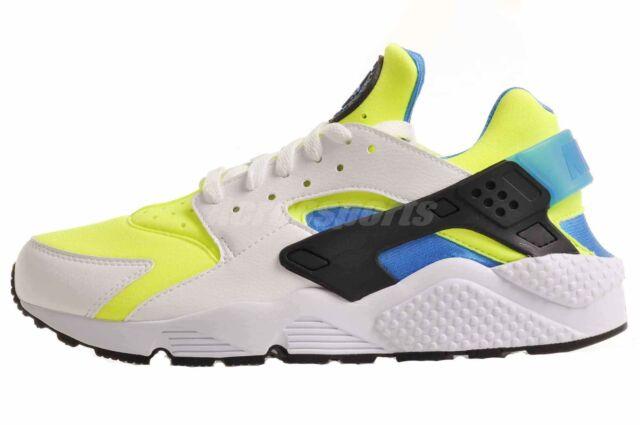 Nike Mens Air Huarache Run Ultra BR 10.5 M US 833147-003 BLACK//BLACK-SUMMIT WHITE