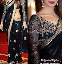 Veeraa Saree Exclusive Beautiful Designer Bollywood Indian Partywear Sari 10