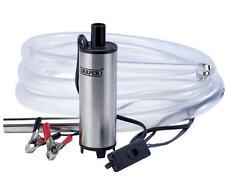 Draper 12v Portable Auto-amorçante Diesel Carburant Huile Pompe Transfert 20L/