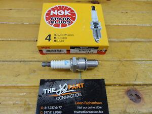6 pc 6 x NGK Standard Plug Spark Plugs 3194 BR9ES SOLID 3194 BR9ES SOLID br