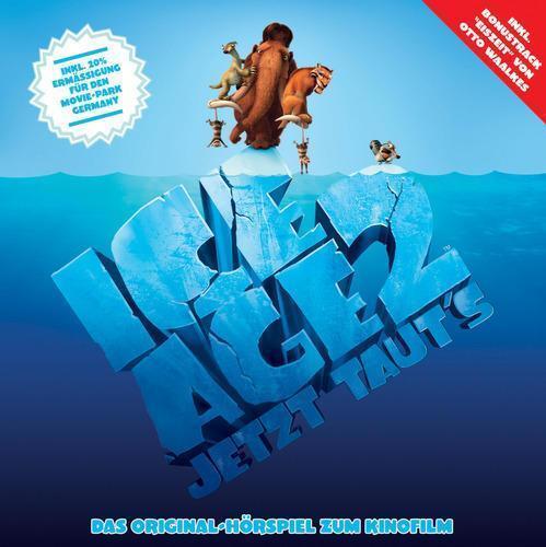 1 von 1 - Ice Age 2 - Jetzt taut's - Das Original-Hörspiel zum Kinofilm von Ice Age