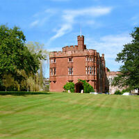 North WALES Holiday: Short Break 1 night @ Ruthin Castle Hotel, UK   Breakfast