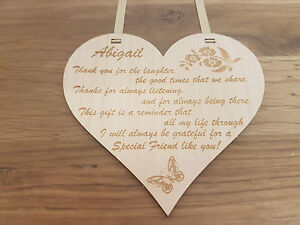 PERSONALISED-ENGRAVED-BIRTHDAY-BEST-FRIEND-FRIENDSHIP-CHRISTMAS-GIFT-PLAQUE-SIGN