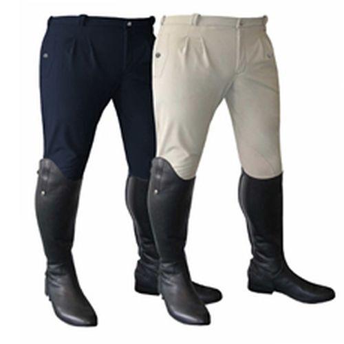 Mark Todd calzones de rendimiento  de Invierno para Hombre Beige - 38  - TOD802668  barato y de moda