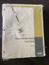 Case 570lxt 580l Series 2 Landscape Loader Backhoe Parts Book Manual Catalog Oem