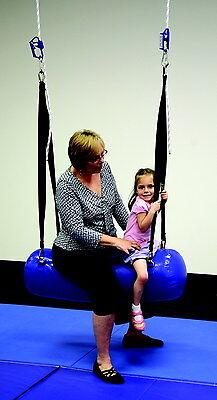 Abilitations Bolster Swing, 12 Inch Diameter X 36 Inch Length