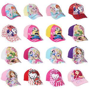 nina-Gorra-Beisbol-Sombrero-Verano-Frozen-Minions-Minnie-Mouse-2-10-ANOS-Oficial