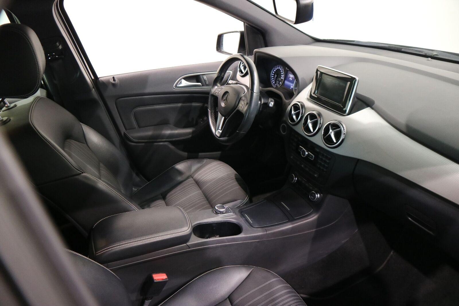 Mercedes B180 1,6 aut. - billede 11
