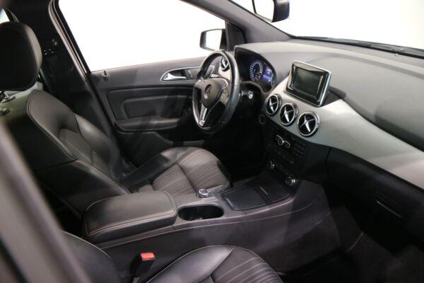 Mercedes B180 1,6 aut. billede 11