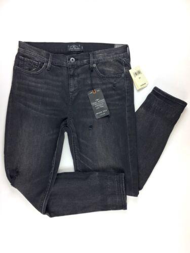Sz Mid Crop Donna Distressed Jeans Rise Lucky Brooke 191671305447 109 8 New Black Brand Wash WRT8qwxtxS