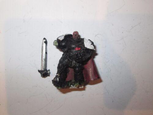 Warhammer 40K Space Marine Chapter Master of the Arsenal metal OOP