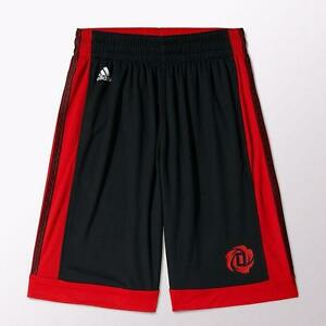 adidas Basketball Hose Rose Got it Short NBA Herren S M L XL