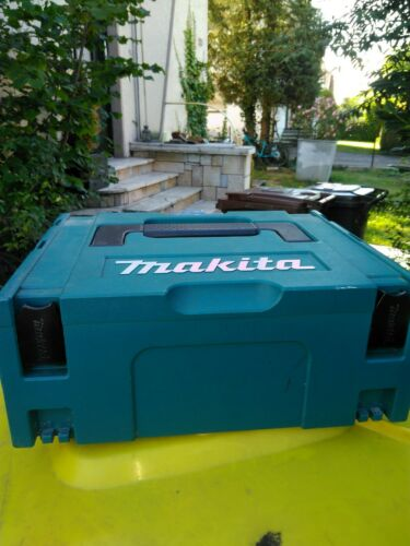 Makita Makpac 2 Transportbox Systemkoffer