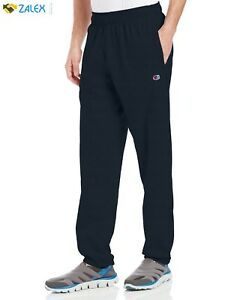 Champion-Mens-Sweatpants-Joggers-Jersey-Sweat-Pants-Navy-X-Large-XL-100-Cotton