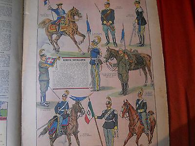 Umorismo Corriere Dei Piccoli Originale Anni '30 Genova Cavalleria