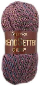STYLECRAFT-TRENDSETTER-CHUNKY-Various-Colours