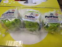 Petflex No Chew Flexible Cohesive Pet Bandage 2 X 5 Yards ( 3 Rolls )