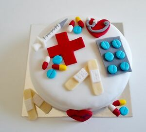 Nurse Cake Decorations Uk Dmost for