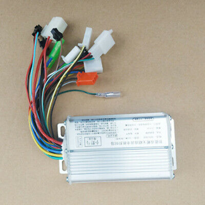 36V//48V 500W Brushless Controller 6 Tubes For Scooter Electric Bicycle Motor