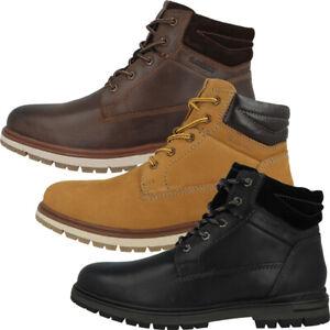 Details zu s.Oliver 5 15207 23 Men Schuhe Herren Boots Freizeit Stiefeletten Winter Stiefel