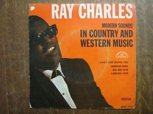RAY-CHARLES-EP-HOLLANDE-MODERN-SOUNDS