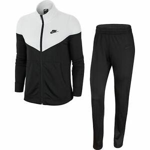 meilleur service 7bceb da73f Détails sur Nike Femmes Fitness-Studio-Freizeit-Anzug Survêtement W Trk  Suit Pk Noir