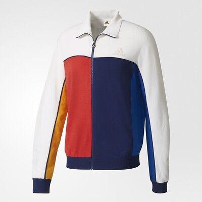 $300 Adidas Pharrell Williams Uomo Ny Giacca Ltd Br8972 Ultimo Stile