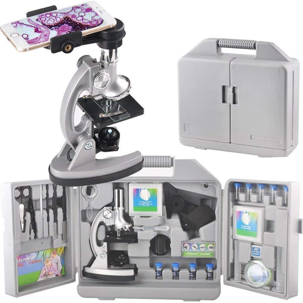 Gosky enfants microscoop Ensemble avec bras en m ;tal et la base 300 x 600 x 1200