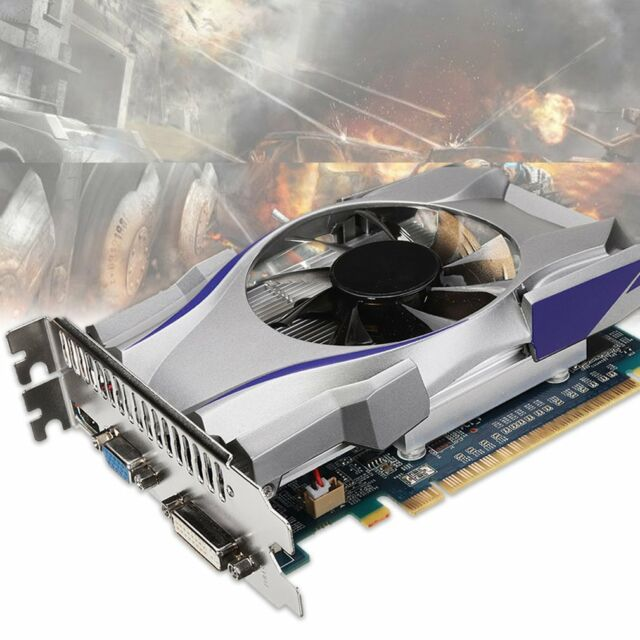 GT730 GDDR5 4GB 128Bit Express Game Video Card Graphics For NVIDIA GeForce PC