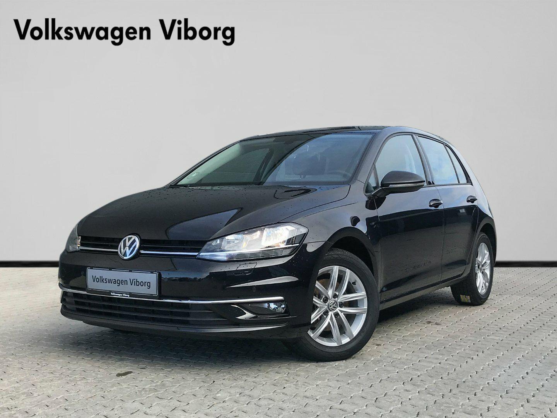 VW Golf VII 1,5 TSi 150 Comfortline DSG 5d - 279.900 kr.