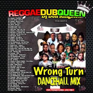 Details about DJ Don Kingston - Wrong Turn Dancehall Mixtape  Reggae Mix CD