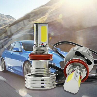 New 90W 9000LM Kit Car LED Headlight Bulbs H8/H9/H11 Hi/Lo Beam Lamps P5