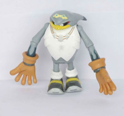 """Sonic The Hedgehog storm action Figures 3/"""" old loose"""