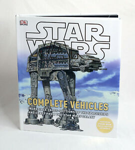 STAR WARS ~ Complete Vehicles - Incredible Cross-Sections ...