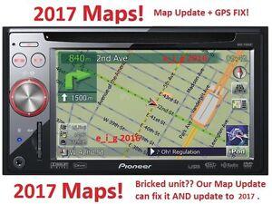 Pioneer AVIC-F710BT GPS Navigation Download Drivers