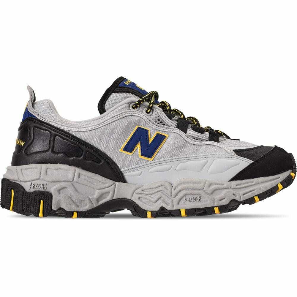 Men's New Balance 801 Casual scarpe grigio giallo M801AT GYE