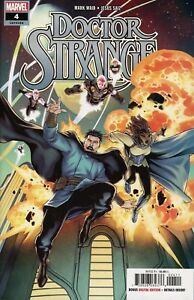 Doctor-Strange-4-Inifinty-Wars-Tie-In-Marvel-Comic-1st-Print-2018-unread-NM