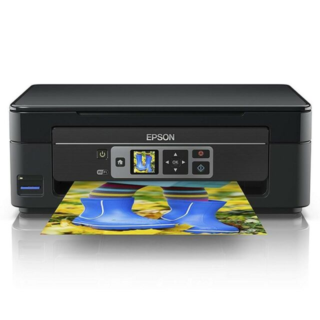 Epson Expression Home XP-352 3-in1 Tintenstrahl-Multifunktionsdrucker, WiFi