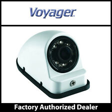 Voyager VCMS50RWT Color CMOS IR LED Camera - Right Side