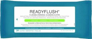 3-Pack-Medline-ReadyFlush-X-Large-Premoistened-Personal-Hygiene-Flushable-Wip