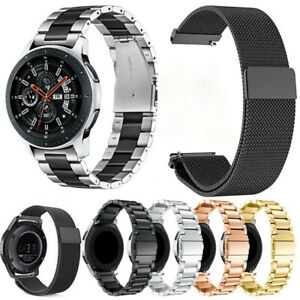 Stainless-Steel-Strap-Metal-Watch-Band-For-Samsung-Galaxy-Watch-42-46mm-Gear-S3
