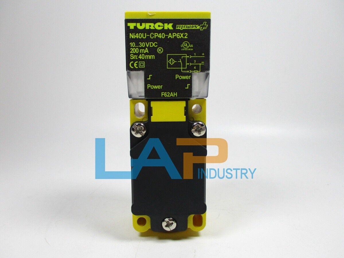for TURCK Proximity Switch Ni40u-cp40-ap6x2