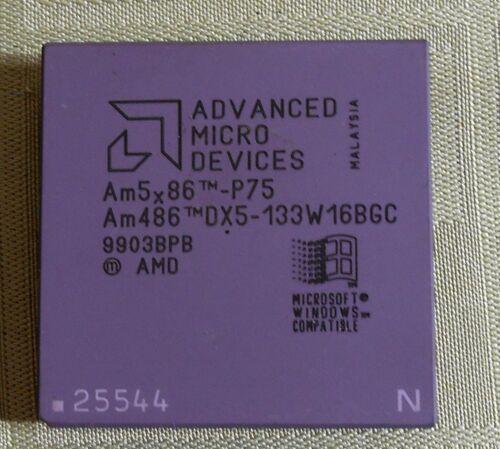2 Am486DX Block Diagram AM486DX5-133W16BGC AMD  Encapsulation:PGA,Am486DX