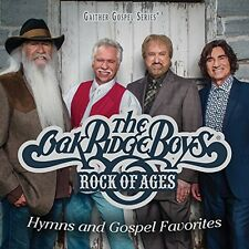 The Oak Ridge Boys - Rock of Ages: Hymns & Gospel Favorites [New CD]