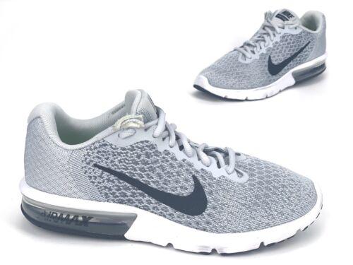 Nike 2 852461 scarpa grigio running uomo Air misura da Nuova Max 002 Sequent 8 qpt0Pnwx