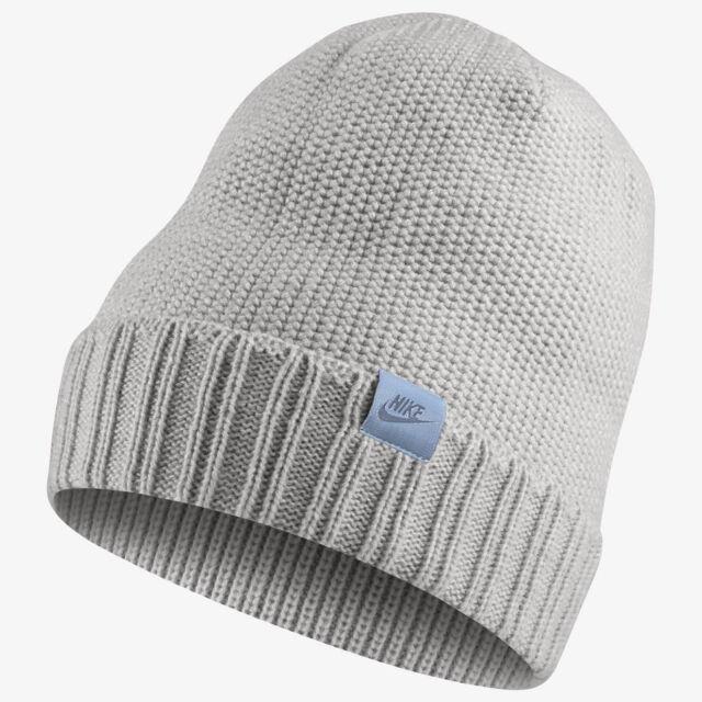 4d8d98ed18f NIKE Sportswear Honeycomb Beanie Knit Hat Cap Ski Winter Running 925417-050