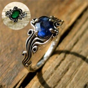 neue-verlobung-chic-hochzeit-925-silber-schmuck-jahrgang-1-6ct-saphir-ring