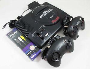 Original-Sega-Genesis-Console-System-W-2-Controllers-Discounted