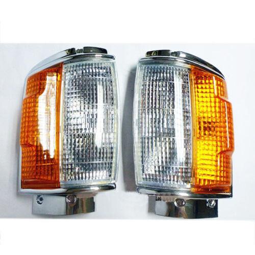 84 85 86 87 88 TOYOTA HILUX MK2 LN//RN//YN 2//4WD PICKUP CORNER SIDE LIGHT LAMP OEM